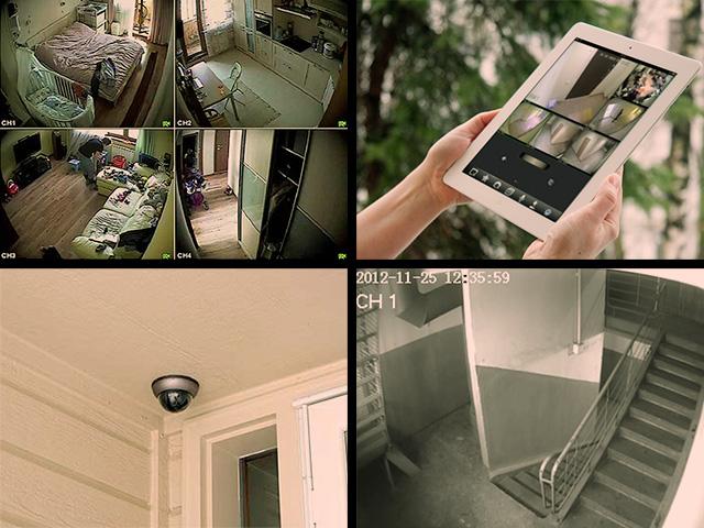 Какая система видеонаблюдения лучше для частного дома